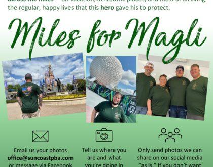 Miles for Magli