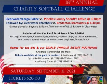 18th Annual Charity Softball Challenge